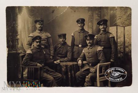 """Duże zdjęcie Orkiestra pułkowa IR 23 """"von Winterfeldt"""""""
