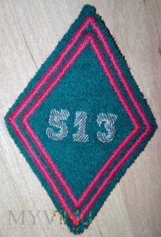 513 Regiment du Train