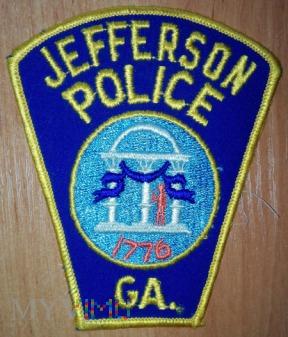 Jefferson policja