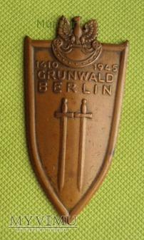 Duże zdjęcie Odznaka Grunwaldzka