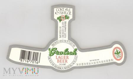 Grolsch, Lager Beer