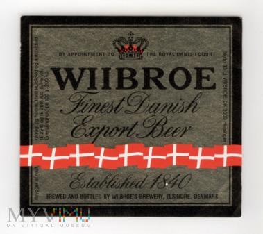 Wiibroe Export Beer