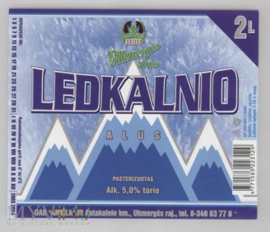 Ledkalnio