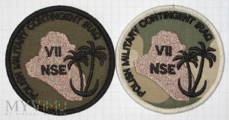 Irak zmiana VII NSE.2019/20