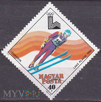 13th Winter Olympic Games, Lake Placid 1980