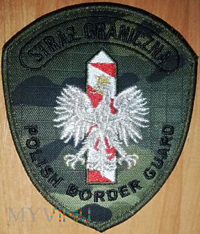 Straż Graniczna - polowa
