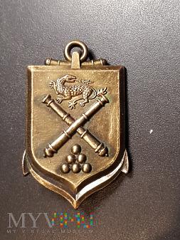Odznaka Szkoły Artylerii Przeciwlotniczej Francja