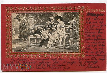 Pozdrowienia z... 1901