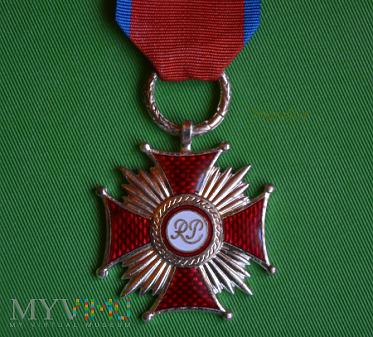 Srebrny Krzyż Zasługi IIIRP