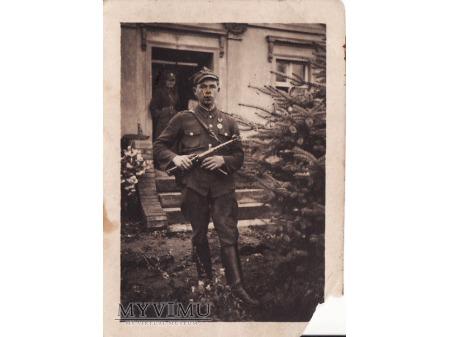 Żołnierz LWP.