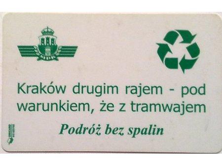 Bilet MPK Kraków 75