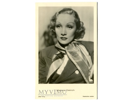 Marlene Dietrich Verlag ROSS 9611/3