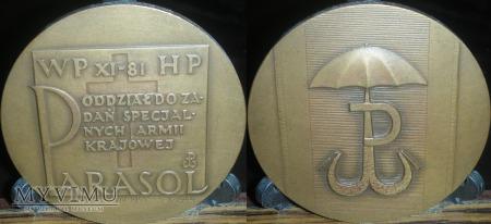 006. PARASOL - Oddział Do Zadań Specjalnych AK