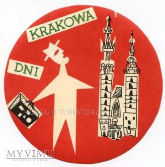 """Polska - Kraków - """"Dni Krakowa"""""""