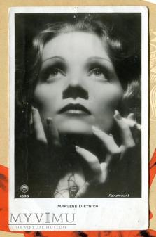Marlene Dietrich EUROPE nr 1090