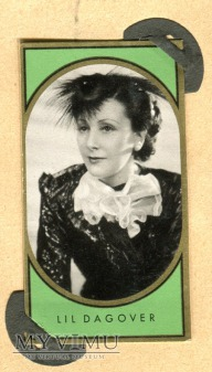 Bunte Filmbilder 1936 Lilian Harvey Lil Dagover