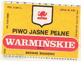 warmińskie