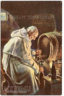 Duże zdjęcie Monk Friar Mönch capucin zakonnik - degustacja 2
