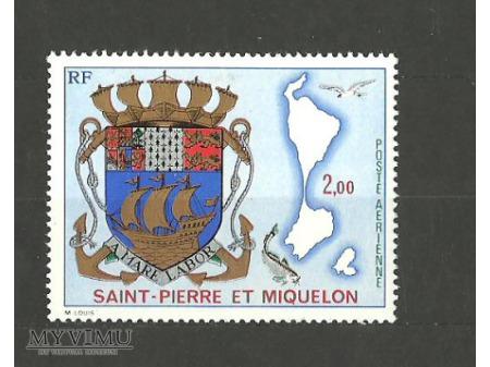 St. Pierre i Miquelon.