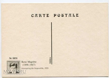Magritte - Atelier