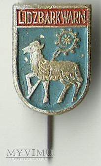 Lidzbark Warmiński - herb - znaczek