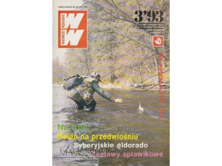 Wiadomości Wędkarskie 1-6/1993 (523-528)