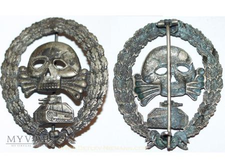 Duże zdjęcie Pancerna Odznaka Szturmowa, Panzerkampfabzeichen