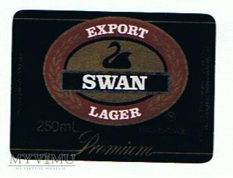 swan export lager premium