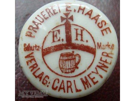 Brauerei E.Haase - Breslau -skład Carla Meinera