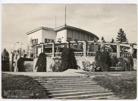 Krynica - Góra Parkowa Kawiarnia - 1969