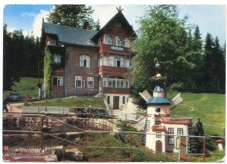 Karkonosze - Bierutowice, Młyn Miłości -lata 70-te