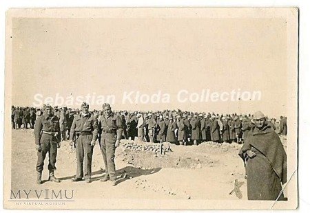 Żandarmi SBSK w Tobruku