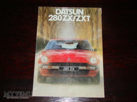 Prospekt DATSUN 280ZX/ZXT
