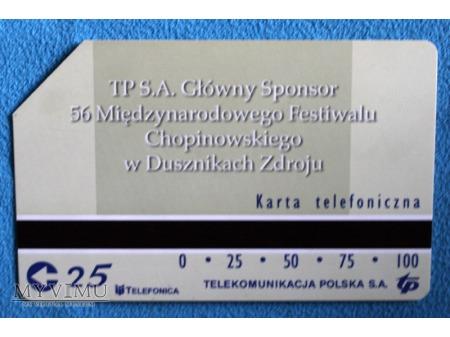 56 Międzynarodowy Festiwal Chopinowski...