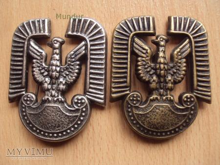 Orzełek Wojsk Lotniczych - wz.71 metalowy