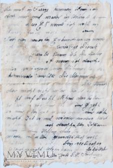 List z frontu