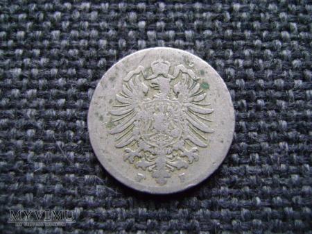 10 pfennigów 1889