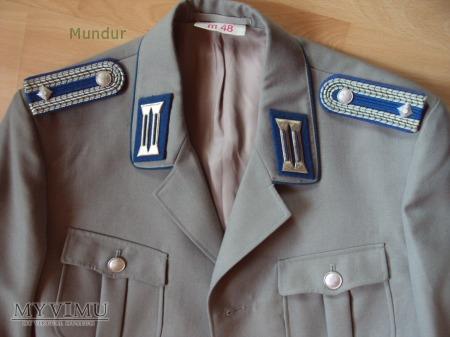 Mundur Transportpolizei Haupwachtmeister