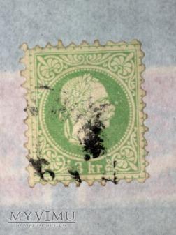 Duże zdjęcie Franz-Joseph (1867/84) 5 Krajcar austro-węgierski