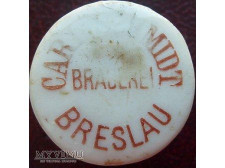 Carl Schmidt Brauerei -Breslau