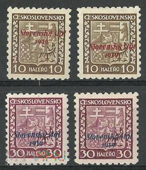 Slovenský štát/1939