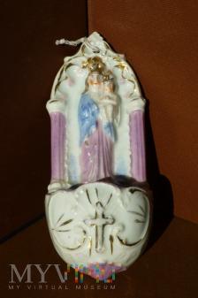 Kropielnica Matka Boża z dzieciątkiem nr 15G