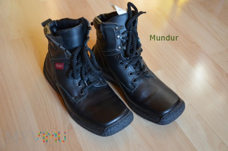 Buty zimowe damskie Służby Celnej