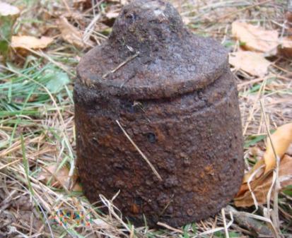 Duże zdjęcie Czepiec ochronny pocisku 10,5 cm Panzergranate