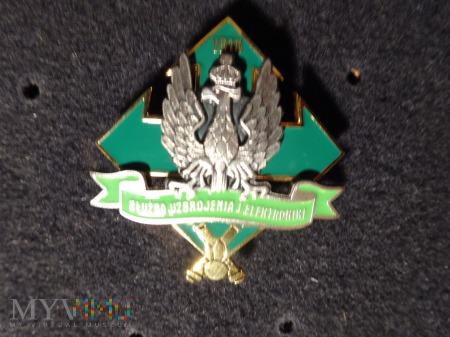 Odznaka Służba Uzbrojenia i Elektroniki