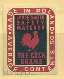 Duże zdjęcie The Cock Brand.2