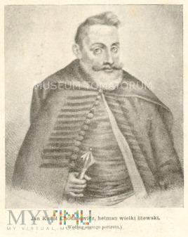 Chodkiewicz Jan - hetman wielki litewski
