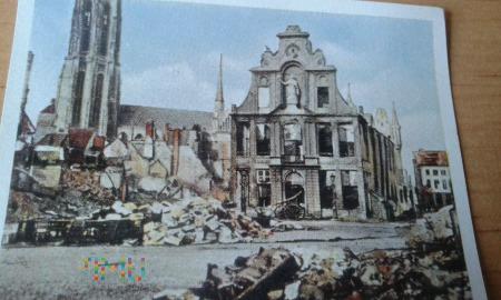 wojenne zniszczenia