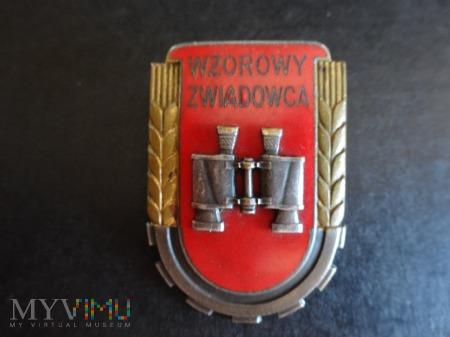 Wzorowy Zwiadowca - z 1951r.
