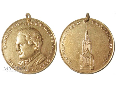 Charles Palmerston Anderson medal